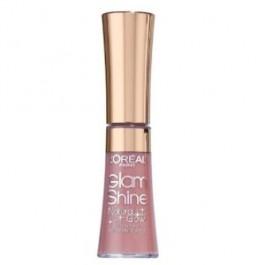 Блеск для губ с микро-кристаллическими частицами - L'OREAL Glam Shine Natural Glow
