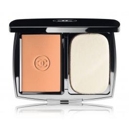 Пудра для лица компактная, матирующая для комбинированной, жирной кожи - CHANEL Mat Lumiere Luminous Matte Powder Makeup SPF10