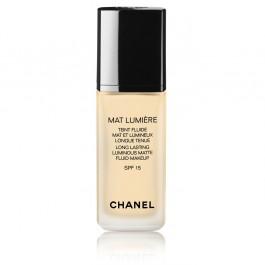 Крем тональный для лица матирующий для комбинированной, жирной кожи - CHANEL Mat Lumiere Fluid SPF15