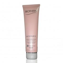 Мусс для лица очищающий увлажняющий с минералами для сухой кожи - BIOTHERM Biosource Hydra-mineral Mousse Dry Skin