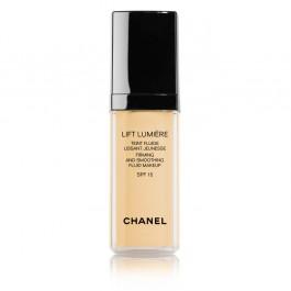 Крем тональный для лица с эффектом лифтинга для зрелой кожи - CHANEL Lift Lumiere SPF15