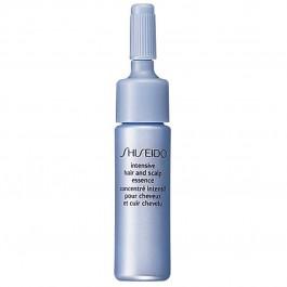 Экстракт в ампулах восстанавливающий для волос и кожи головы - SHISEIDO Intensive Hair And Scalp Essence