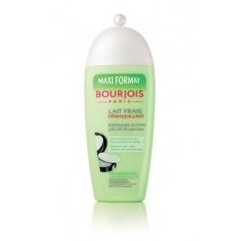 Освежающее молочко для снятия макияжа - BOURJOIS Lait Frais Demaquillant Visage & Yeux