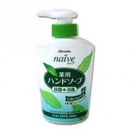 Мыло для рук жидкое с экстрактом чайного листа - KANEBO Naive
