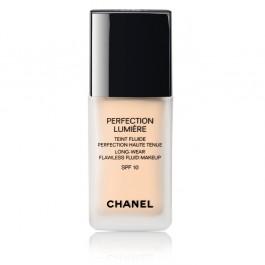 Крем тональный для лица стойкий для всех типов кожи - CHANEL Perfection Lumiere Fluide SPF10