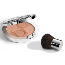 Пудра для лица компактная с эффектом естественного сияния - CHRISTIAN DIOR Diorskin Nude Tan Healthy Glow Enhancing Powder