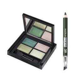 Набор для макияжа - PUPA Smoky Eyes Kit
