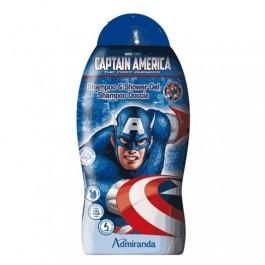 Шампунь-гель для душа - ADMIRANDA Captain America