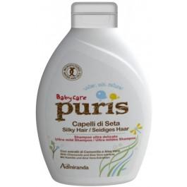 Шампунь для волос c экстрактом ромашки и алоэ вера - ADMIRANDA Baby Care Puris