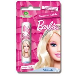 Бальзам для губ увлажняющий с ароматом ванили - ADMIRANDA Barbie
