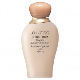 Эмульсия для лица антивозрастная, дневная для нормальной, комбинированной кожи - SHISEIDO Benefiance Daytime Protective Emulsion SPF15