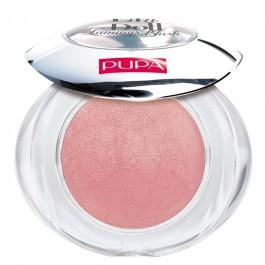 Румяна для лица компактные запеченные, придающие естественное сияние - PUPA Like a Doll Luminys Blush