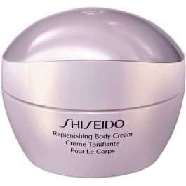 Крем для тела подтягивающий, восстанавливающий упругость с экстрактом семян Юдзу - SHISEIDO Replenishing Body Cream