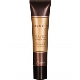 Крем тональный для лица бронзирующий с эффектом бархата - GUERLAIN Terracotta Skin Healthy Glow Foundation