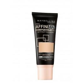 Крем тональный с матирующим эффектом - MAYBELLINE Affinimat SPF17