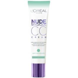 Крем-уход тональный для лица увлажняющий - L'OREAL Nude Magique CC Cream SPF20