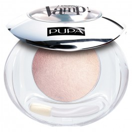 Тени для век 1-цветные запеченные с эффектом сияния - PUPA Vamp Wet & Dry Eyeshadow