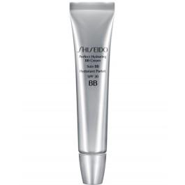 Крем-уход тональный для лица увлажняющий - SHISEIDO Hydrating BB Cream SPF30
