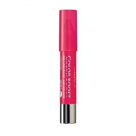 Помада-бальзам для губ увлажняющая - BOURJOIS Color Boost SPF15
