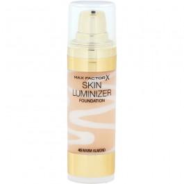 Крем тональный для лица со светоотражающими частицами - MAX FACTOR Skin Luminizing Foundation
