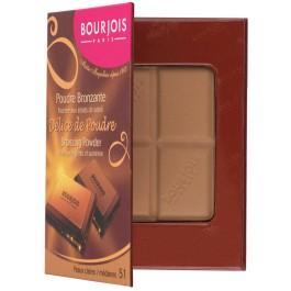 Пудра для лица бронзирующая - BOURJOIS Delice de Poudre