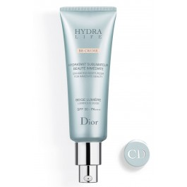 Крем для лица увлажняющий, защитный, выравнивающий тон для всех типов кожи - CHRISTIAN DIOR Hydra Life BB Creme SPF 30