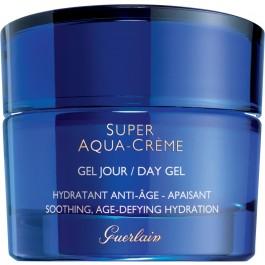 Крем-гель для лица дневной увлажняющий - GUERLAIN Super Aqua Day Creme Gel Fraicheur Jour