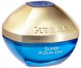 Крем для лица увлажняющий для нормальной, сухой кожи, дневной - GUERLAIN Super Aqua-Day Comfort Cream SPF10