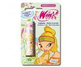 Бальзам д/губ солнцезащитный, увлажняющий - розовая сахарная глазурь - ADMIRANDA Lipbalm Stella