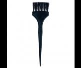 Кисть для окрашивания волос с прямой черной нейлоновой щетиной - 3ME MAESTRI Hair Colour Brushes
