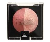 Тени для век 2-цветные запеченные - MAYBELLINE EyeStudio Duo