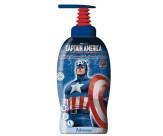 Гель-пена для душа - ADMIRANDA Captain America