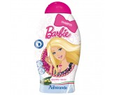 Гель для душа с экстрактом зародышей пшеницы - ADMIRANDA Barbie