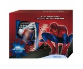 Набор - туалетная вода, гель для душа с экстрактом женьшеня - ADMIRANDA Spider-Man