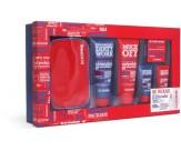 Набор: гель для душа, шампуль для волос, пенка для умывания, крем для лица, соль для ванны - GRACE COLE Big Package