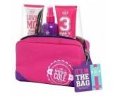 Набор подарочный: гель для душа, лосьон для тела, спрей для тела, косметичка - GRACE COLE Its in the Bag